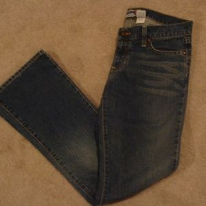 Old Navy size 4 ultra low waist
